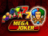 Mega Joker Game Icon
