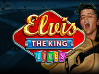 Elvis The King Lives Game Icon