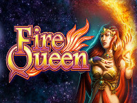 Fire Queen Game Icon