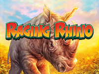 Raging Rhino Game Icon